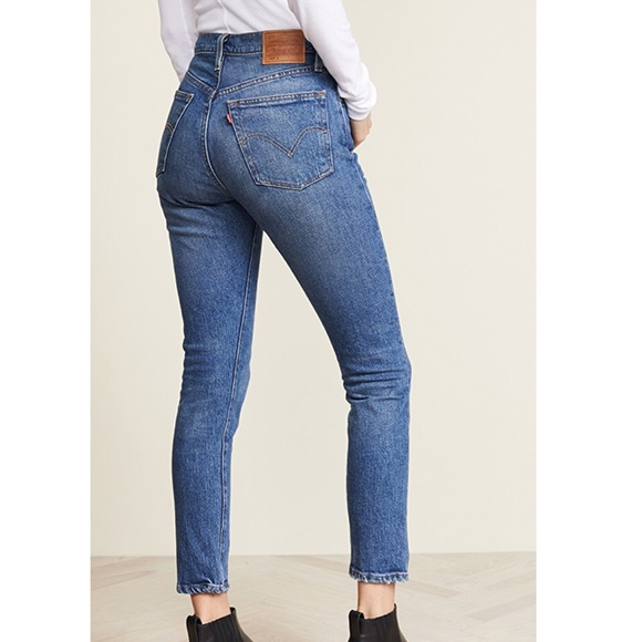Levi's Denim - Levi's 501 we the people skinny jeans